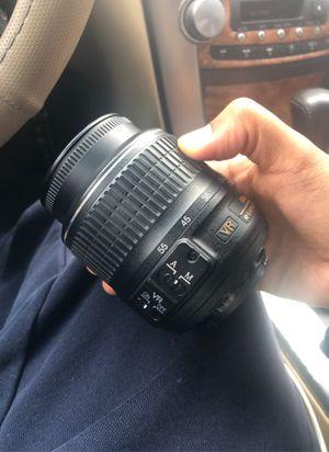 Nikon DX Lense for Sale in Philadelphia, PA