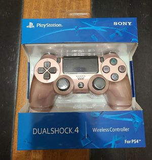 PS4 Controller DualShock 4 Copper for Sale in Costa Mesa, CA