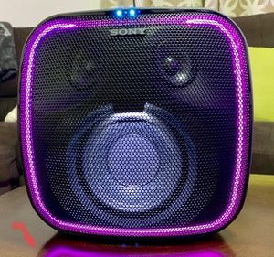 Sony Bluetooth Speaker Extra Bass with Google Assistant (WiFi) for Sale in Irving, TX
