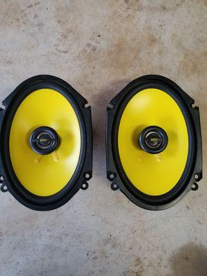 Lightening Audio Bolt 225watt 40ohm speaker pair for Sale in Springdale, AR