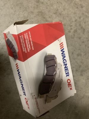 FREE Break pads I had on my Chevy Camaro for Sale in Perris, CA