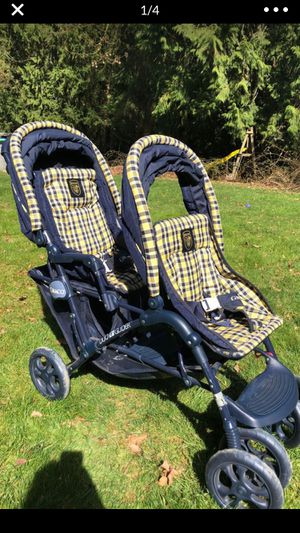 Grace Duo Glider double stroller for Sale in Woodinville, WA