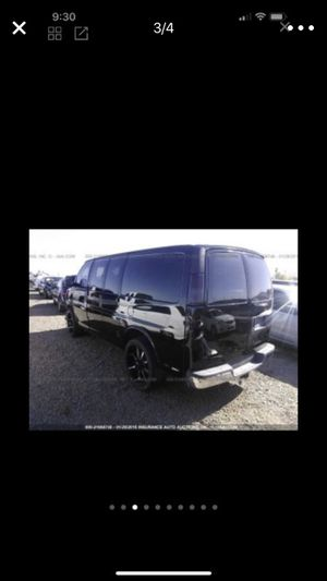 🔥2004 Chevy express🔥Parts Only for Sale in Phoenix, AZ