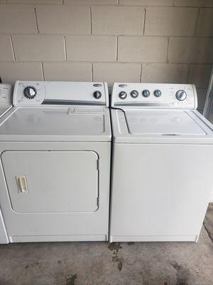 Set of Washer & Dryer Whirpool for Sale in Alafaya, FL