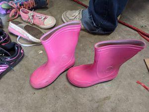 Rain boots, wellys for Sale in Mukilteo, WA