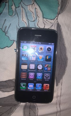 iPhone first generations new for Sale in Bronx, NY