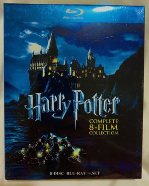 Harry Potter 8 Disc movie collection, DVD Blu-Ray, NEW SEALED for Sale in Chicago, IL
