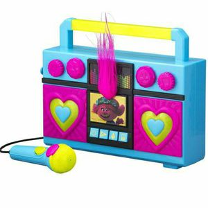 Trolls World Tour Sing Along Boombox with Microphone for Sale in Fort Lauderdale, FL