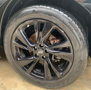 2013 2014 2015 2016 2017 2018 2019 INFINITI QX60 JX35 SUV WHEELS RIMS SET OF 4 for Sale in Fort Lauderdale, FL