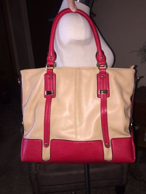 ~ CHARMING CHARLIE LARGE TOTE ~ for Sale in Tinley Park, IL