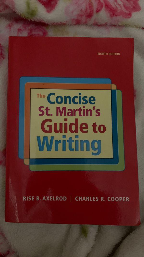 English 475 textbook