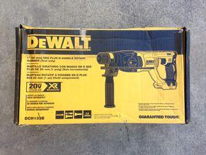 Dewalt 20v sds plus cordless rotory hammer for Sale in Los Angeles, CA