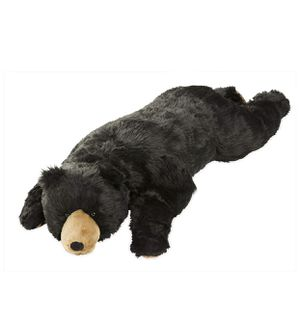 Black Bear Animal Giant Plush Stuffed Body Hug Pillow for Sale in Sacramento, CA