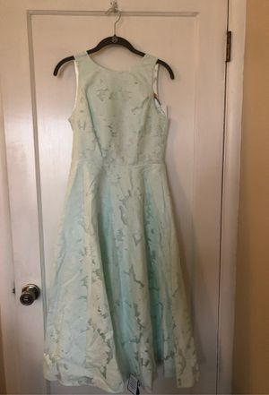 Ted Baker Mint dress size 1 brand new for Sale in Castro Valley, CA