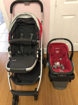UPPABABY Mesa Infant Car Seat in Danny for Sale in Tampa, FL