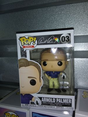 Funko pop Golf! Arnold Palmer for Sale in Oklahoma City, OK