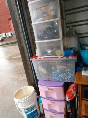3drawer storage containers for Sale in Lynchburg, VA