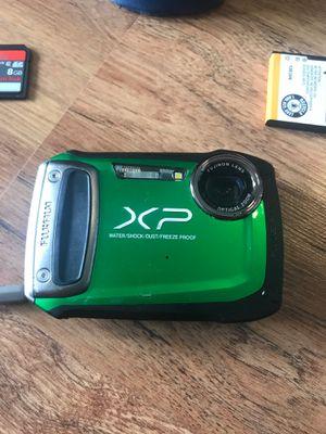 Fuji Film Shock and Water Proof Camera for Sale in Arlington, VA