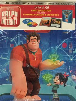 """NEW - """"Ralph Breaks the Internet"""" - Disney - for Sale in Madera,  CA"""
