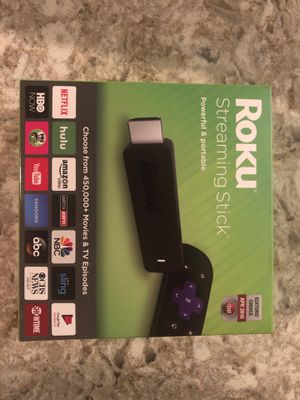 Roku Streaming stick for Sale in San Jose, CA