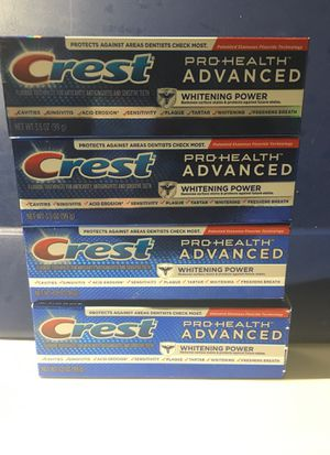 Crest-Pro health advanced for Sale in Weymouth, MA