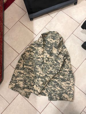 ACU Jacket/Vest Airsoft/Paintball for Sale in Rockville, MD