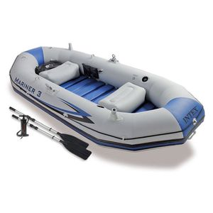 Intex mariner 3 person boat for Sale in Columbus, OH