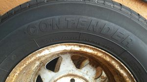 Trailer tires 205/75/14 contender for Sale in Hialeah, FL