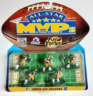 1997 Green Bay Packers Brett Favre Galoob All-Star MVPs Action Figures for Sale in Carmichael, CA