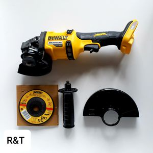 DEWALT FLEXVOLT 60-Volt MAX Cordless 4-1/2 in. to 6 in. Small Angle Grinder (Tool-Only) for Sale in Fullerton, CA