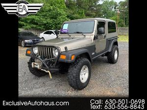 2006 Jeep Wrangler for Sale in Roselle, IL