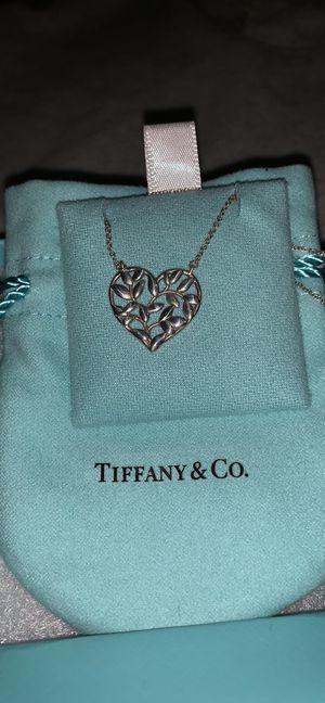 Brand new Tiffany's & Co necklace! So pretty. for Sale in Concord, CA