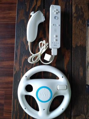 Wii controller for Sale in San Diego, CA