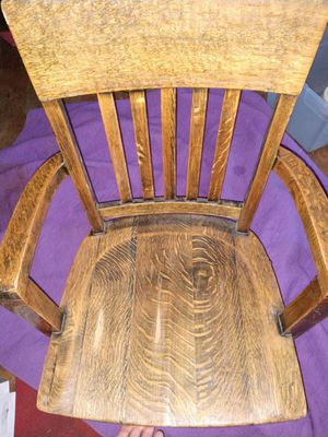 Antique bankers chair(1898) for Sale in Springfield, MO