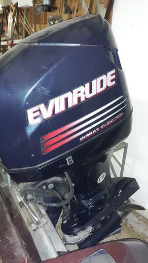 150 horsepower Evinrude outboard motor less then 100 hours for Sale in West Carrollton, OH