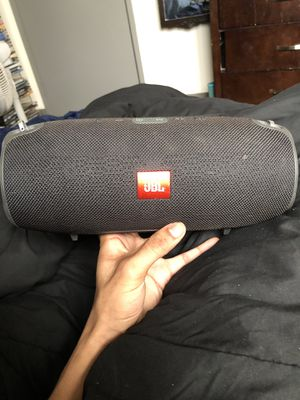 JBL Xtreme BLUETOOTH speaker for Sale in Tacoma, WA
