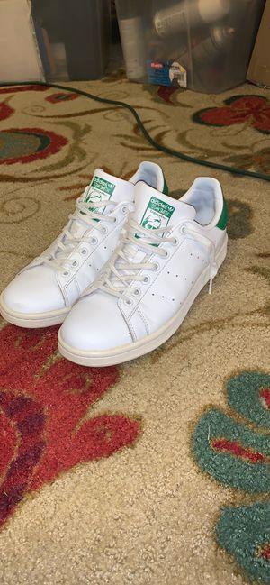 Stan smith adidas men's size 9 for Sale in Acworth, GA