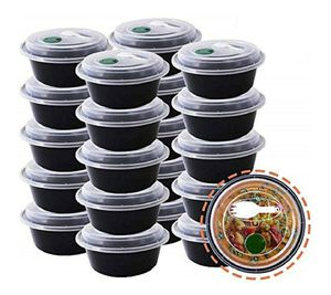 Meal Prep Containers (50 Count) for Sale in Fontana, CA