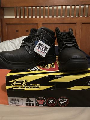 Sketcher work boots for Sale in Miami, FL