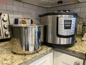 Instant Pot Duo Lux 6 Quart for Sale in Alexandria, VA
