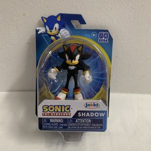 "Jakks Pacific Sonic the Hedgehog 2.5"" Shadow Mini Action Figure for Sale in Hialeah, FL"
