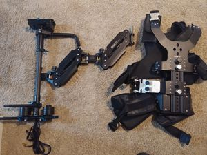CAME-TV Stablizer Arm Full Rig for Sale in Lithonia, GA