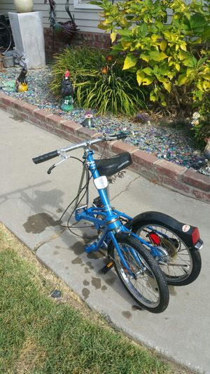 Fold down bike for Sale in Manteca, CA