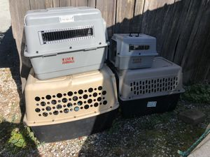 dog kennel dog crate for Sale in Seattle, WA
