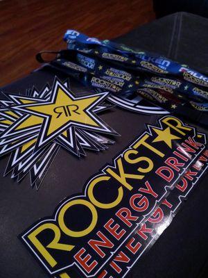 Rockstar stickers for Sale in Chino Hills, CA