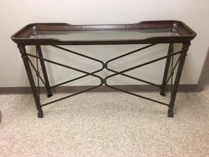 Antique entry table for Sale in Tampa, FL