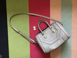 Grey tote purse - crossbody for Sale in Gilbert, AZ