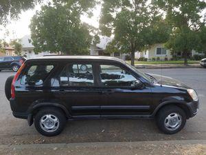 Clean Title - 2003 Honda CRV for Sale in Fresno, CA
