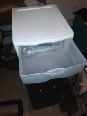 Plastic storage drawers for Sale in Renton, WA