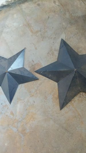 Decorative stars for Sale in Norwalk, OH